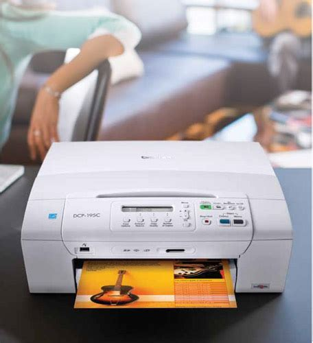 brother dcp 195c resetter free download brother dcp 195c a4 colour multifunction inkjet printer ebay