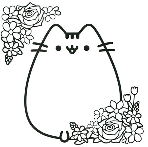 coloring pages of pusheen 943 best patterns coloring images on pinterest