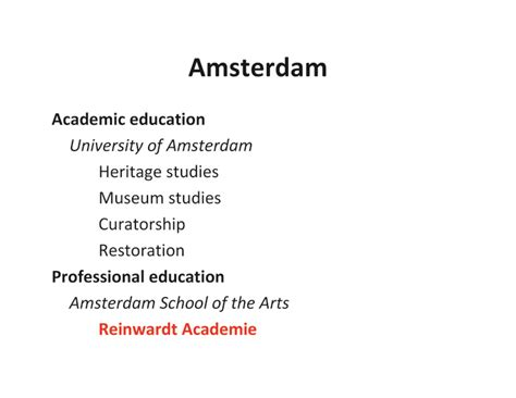 amsterdam university museum studies museum studies in amsterdam and li 232 ge