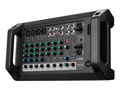 Mixer Karaoke Yamaha yamaha emx2 500w 10 input powered mixer
