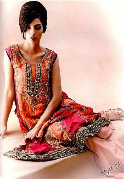 Set Asifa by Asifa Nabeel Stunning Bridal Collection 2012 4