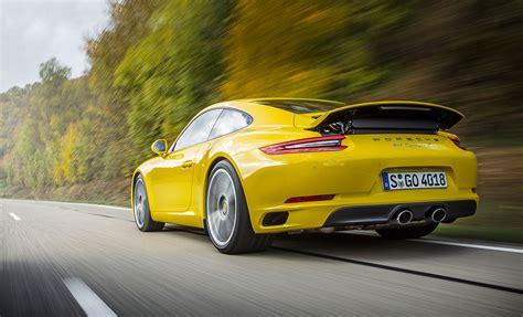 porsche spoiler you can breathe now porsche 911 carrera s driven car