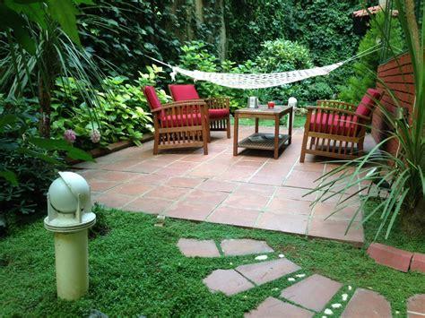 Patio Gardening Ideas Small Jardins Pequenos Arquidicas