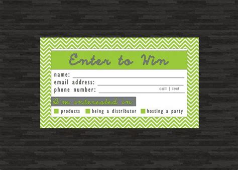 it works blitz cards template it works raffle ticket card by amandanwmarketing on etsy