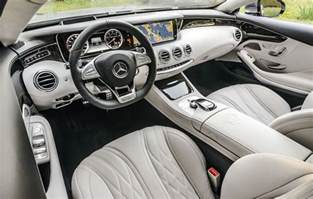 Mercedes S63 Amg Interior Autoblog S Spin In The S63 Amg Coupe Mbworld