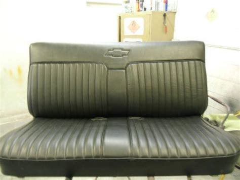 chevy bench seat chevy bench seat ebay