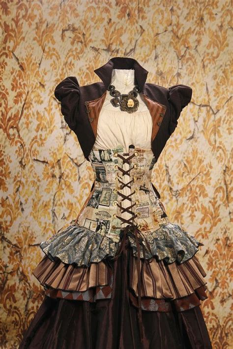 Damsel Designs At Etsy by 1000 Images About Steunk Dresses