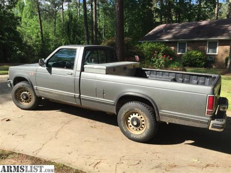 gmc s15 for sale armslist for sale 1988 gmc s15 4x4