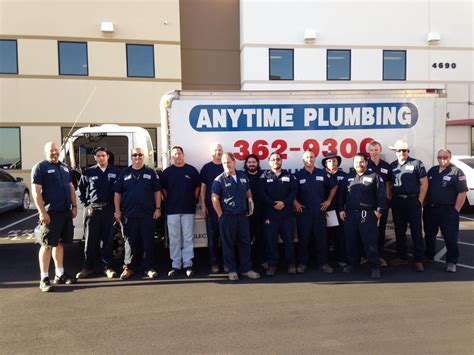 Anytime Plumbing by Anytime Plumbing Inc Las Vegas Nv Company Information