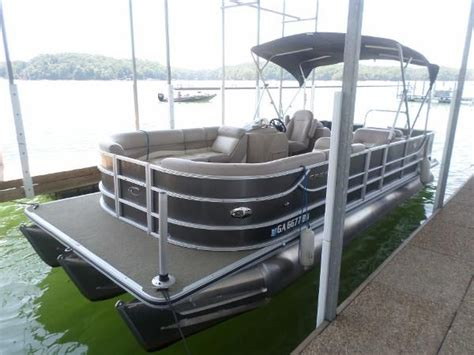 used pontoon boats gainesville ga pontoon new and used boats for sale in georgia
