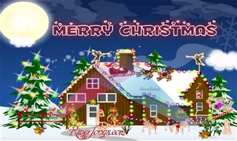 merry christmas  cards christmas greeting wishes riversongs xmas ecards