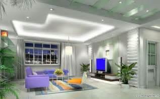 modern home interior design 2014 现代简约客厅电视背景墙效果图