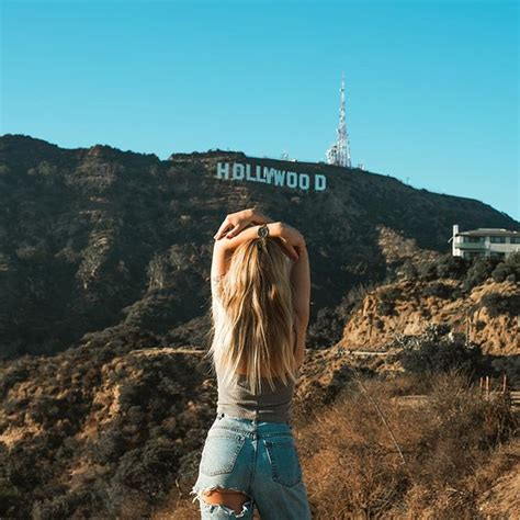hollywood sign from street 25 best ideas about hollywood sign on pinterest