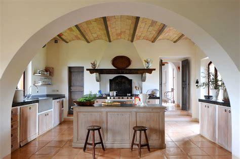 Villa Italian Kitchen by Col Delle Noci Italian Villa