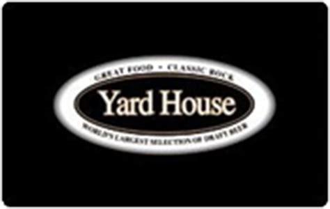 Yard House Gift Card Balance - yard house gift card balance gift card granny