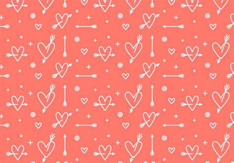 vector heart tutorial free heart vector pattern 3 download free vector art