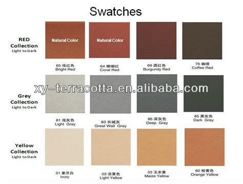 terracotta wall cladding view terracotta cladding panel x y product details from foshan x y
