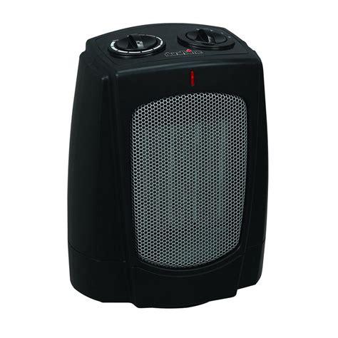 Small Heater Btu Duraflame 4 600 Btu Ceramic Electric Portable Heater