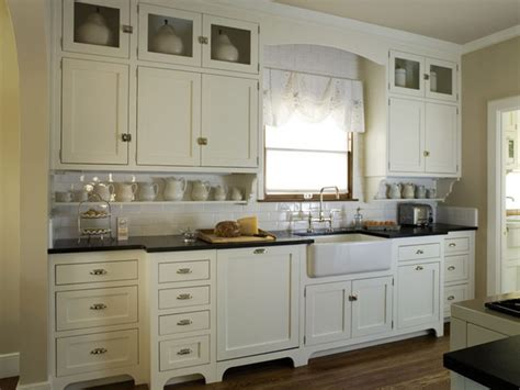 sacramento kitchen cabinets a vintage style white kitchen traditional kitchen