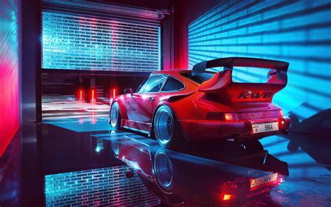 red porsche supercar  high quality desktop preview wallpapercom