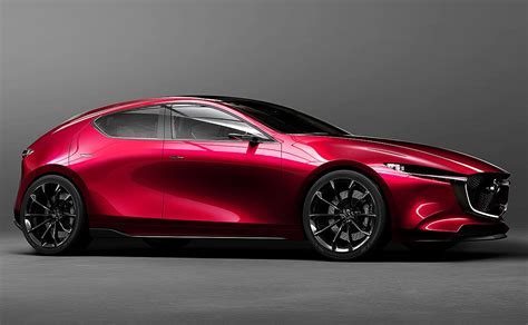 Mazda Concept Cars by Mazda Concepts Show Less Is More Japanese Aesthetic