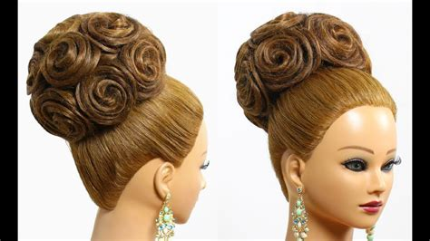 hairstyle  long hair tutorial bridal updo  extensions youtube