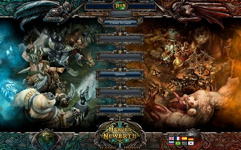 hon characters download heroes of newerth linux 4 3 7