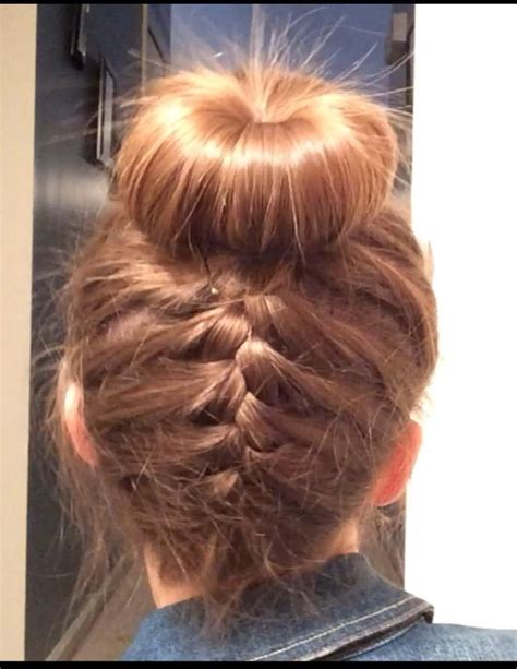 french braid bun on empire 205 best images about bella s hair ideas on pinterest