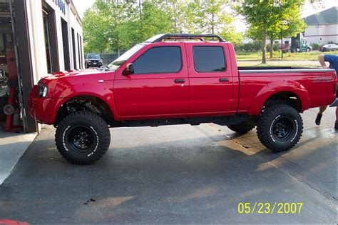 2002 nissan frontier lifted 2004 nissan frontier lifted