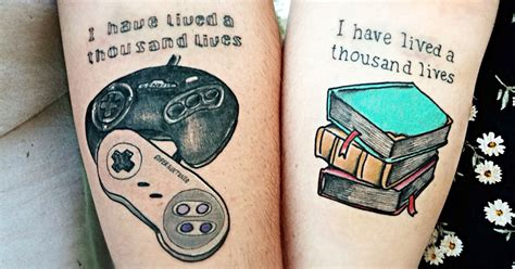 libro queens of geek tatuaggi di coppia disegni romantici stravaganti o divertenti per suggellare un amore