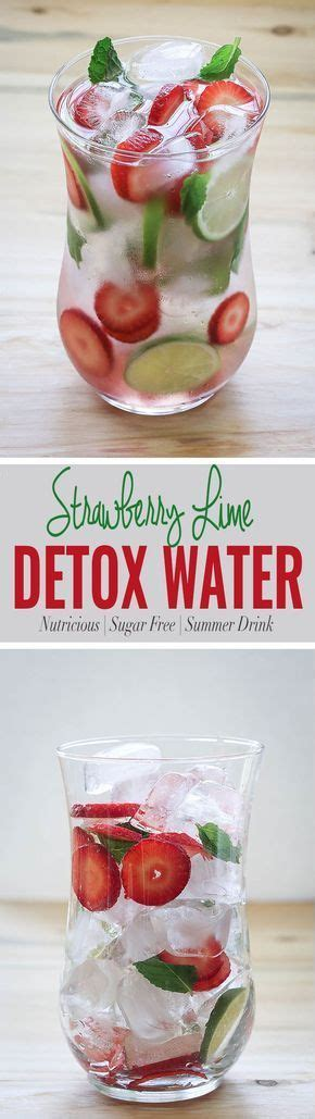 Strawberry Blueberry Detox Water Benefits by Best 25 Strawberry Detox Water Ideas On