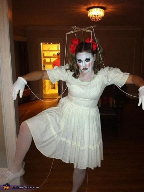 diy marionette costume diy marionette doll costume