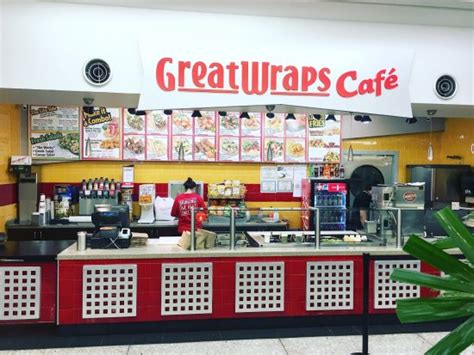 8 Great Wraps by Great Wraps Restaurant 1625 Chestnut St In
