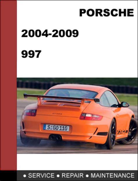 free service manuals online 2009 porsche 911 electronic valve timing porsche 997 2004 2009 factory workshop service repair manual down