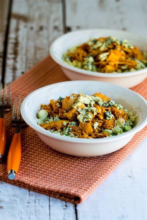 Cooker Kitchen Cauliflower by Buffalo Chicken Cauliflower Rice Bowl Cooker Or
