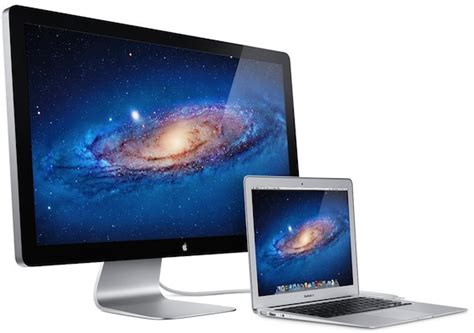 Update Macbook Air apple preps for thunderbolt display release with macbook