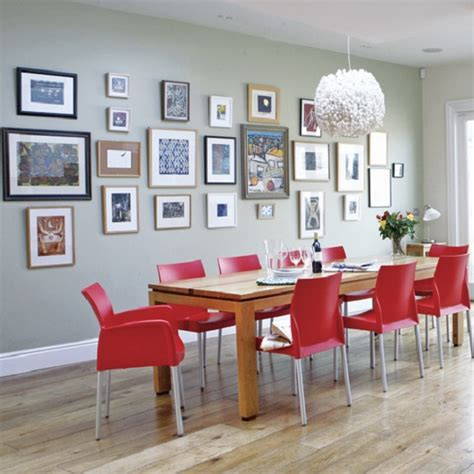 Dining Room Colors 2013 Adding Collage Of Colors In The Modern Dining Interior Design Ideas And Architecture Designs
