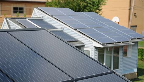 solar panels on roof solar panel vs solar shingles which is more advisable