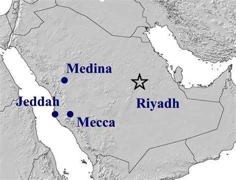 mecca map p7g2islam the islamic empire 622 c e 1258 c e
