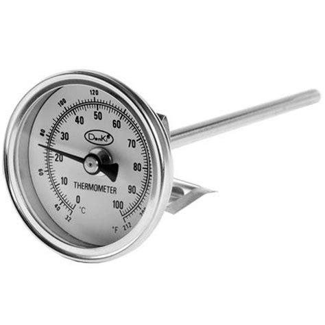 Termometer Analog adorama analog thermometer with 6 inch stem dl 0184
