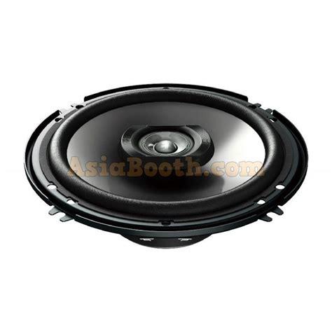 Speaker Pioneer Tsf 1634 Speaker Coaxial Pioneer Tsf1634 Spk pioneer car coaxial 2 way speaker ts f1634r 6 5 quot inch asia booth