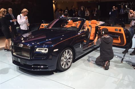 roll royce orange rolls royce convertible revealed pictures