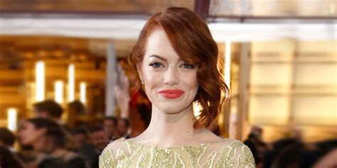 emma stone skin care how to get emma stone s springy oscars makeup look