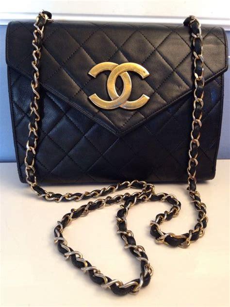 Tas Chanel 1 vintage chanel tas catawiki