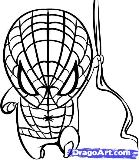 baby spider coloring page drawing clipart spiderman pencil and in color drawing