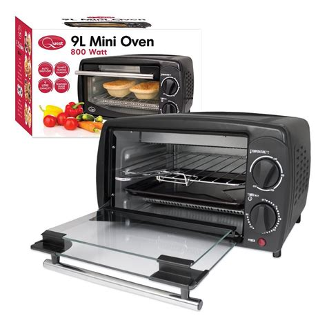 Mini Electric Grill Toaster by 9 Litre Electric Mini Oven Grill Toaster Compact Machine