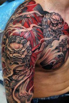 komainu tattoo design komainu idea tatoo and tatting