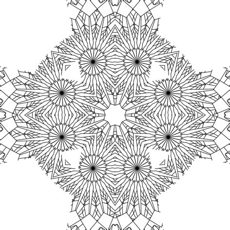 Free Printable Abstract Coloring Pages For Adults Coloring Book Patterns