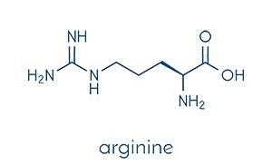 Better Blood Pressure Support with L-arginine Plus® L Arginine Structure