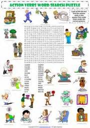 Diskon Puzzle Edukasi Match It Verb verbs vocabulary matching exercise esl worksheet mau hinh verbs